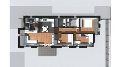 Nagybajcs 95 m2