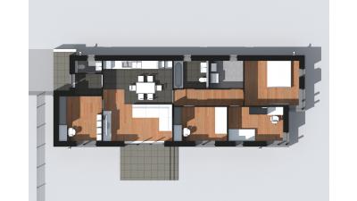 Nagybajcs 102 m2